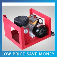 12V/24V/220V High Lift Electric Diesel Oil Pump Fuel Oil Transfer Oil Metering Pump Unit With Digital Watches