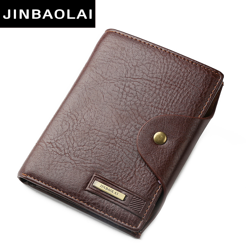 Men Wallet PU Leather Portfolio 2017 Famous Brand JINBAOLAI Male Passport Holder Bag Money Pocket Large Capacity Coin Purses Men<br><br>Aliexpress