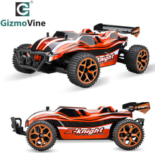 GizmoVine RC Car 2.4G High Speed Dirt Bike Electric RC Cars 4CH Car Off-Road Vehicles Model Toy RC Autos A Control Remote Gift(China)