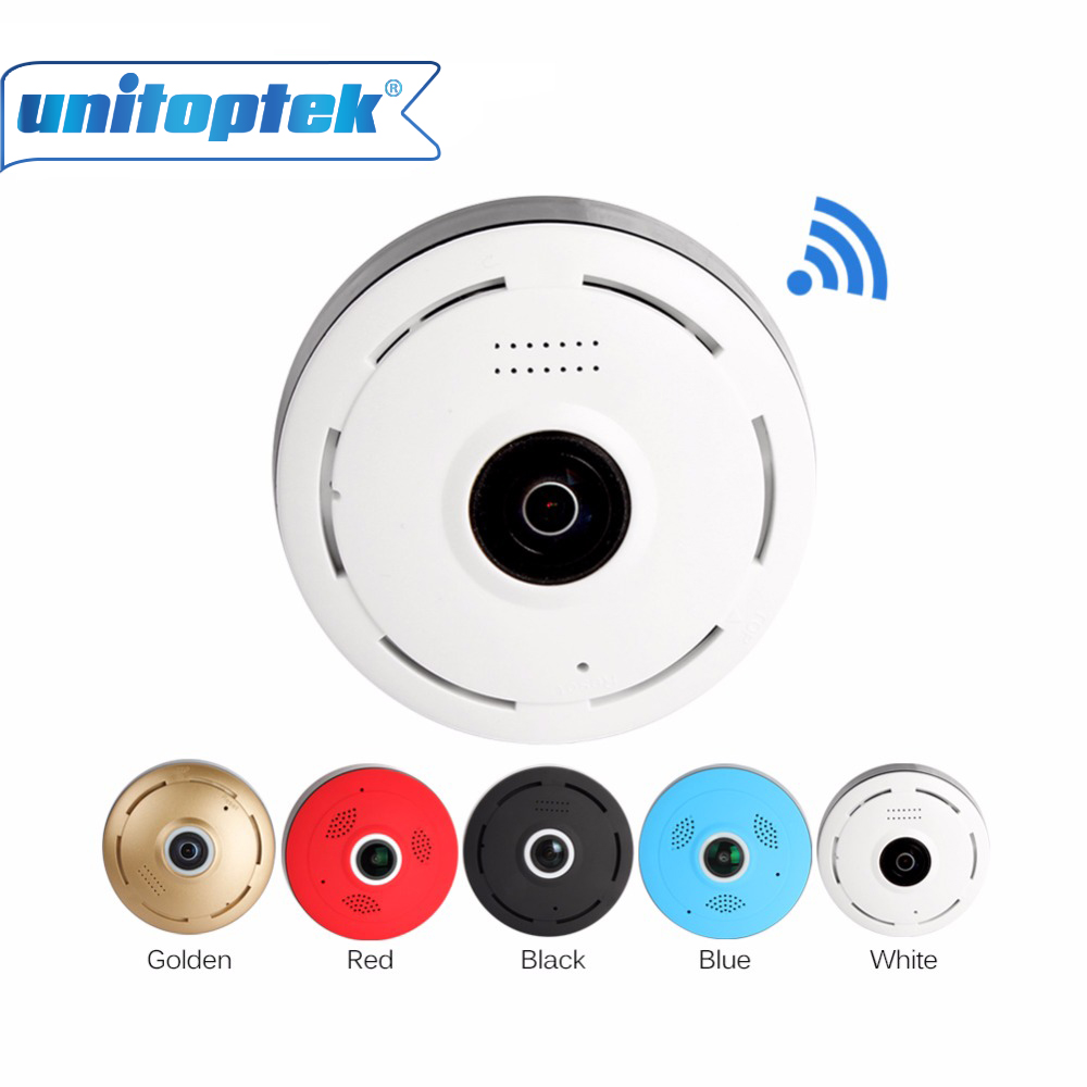 960P HD Wifi 3D VR IP Camera Night Vision Fisheye Baby Monitor Panorama 1.3MP Wireless CCTV Smart Camera Security P2P APP View<br>