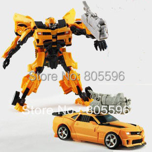 602 Bumblebee Voyager Robot Dark of the Moon Action Figures boys birthday toy Without original box<br><br>Aliexpress