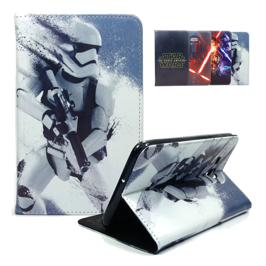 New Star War for Case Samsung Galaxy Tab A 7.0 SM-T280 T285 Folio Flip Book Stand Case Cover for Galaxy Tab A 7.0 inch TPU Shell<br><br>Aliexpress