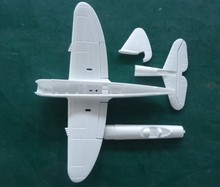 630mm P47 Hand Launch RC Plane Kit