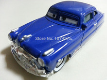 Pixar Cars Doc Hudson Metal Diecast Toy Car 1:55 Loose Brand New In Stock & Free Shipping