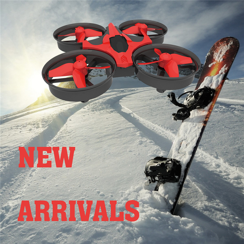 Mini Drone Headless Mode RC Helicopter 2.4GHz 4CH Drone UFO 360 Degree Rollover Quadcopter One Key Return Toys for Kds NH010(China (Mainland))