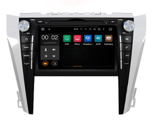 "8"" Quad core Android Car DVD Player with TV/BT GPS 3G WIFI,Car PC/multimedia headunit Audio/Radio/Stereo for Toyota CAMRY 2015(China)"