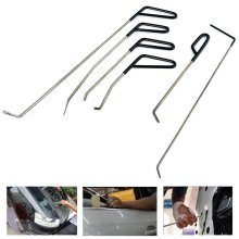 Buy PDR Rods Auto Body Dent Repair Hail Damage Removal Tools Dent Hammer Door Dings Hail Repair Dent Removal  (6 Pieces ) for $42.18 in AliExpress store