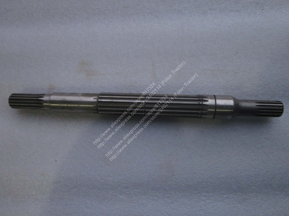 Foton FT254 tractor parts, the shaft, part number: FT250.37.014 <br>
