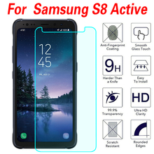 9H Tempered Glass For Samsung S7 S6 S7 Edge S6 Edge Plus S8 S6 S7 Active Screen Ptotector for S7582 I9150 I9152 I9200 Mega 6.3(China)