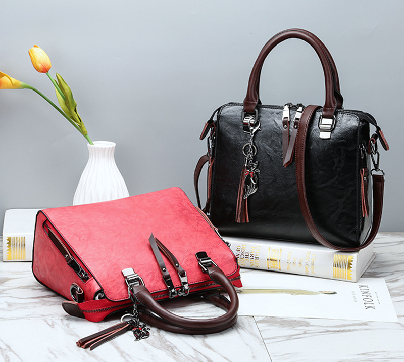 pure leather bag beautifull
