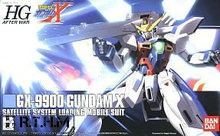Bandai HGUC 109 GX-9900 Gundam X Scale Model(China)