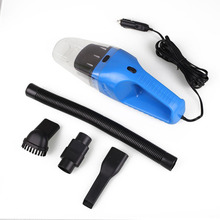 Portable Car Vacuum Cleaner Cleaning Dual Use Auto Cigarette Lighter Hepa Filter