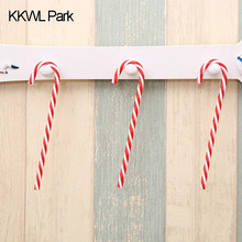 Buy Fashion 6PCS Christmas Tree Candy Crutch Tree Decoration Holiday Party Ornaments Decor Christmas Stick Sweet Style for $1.42 in AliExpress store