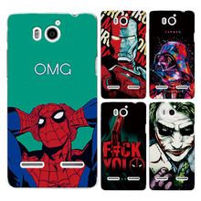 "New Fashion Charming Case For huawei Honor 2 G600 U9508 U8950 4.5"" Perfect Design Colored Paiting Case Cover For Huawei U9508"