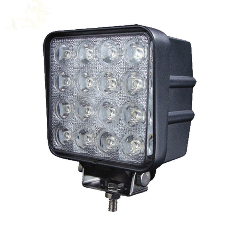 1pcs 4INCH 48W LED WORK WORKING DRIVE DRIVING LIGHT LAMP 12V 24V FOR OFF ROAD UTE 4WD BOAT SUV ATV TRUCK 4x4 MOTORCYCLE<br><br>Aliexpress