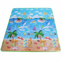 Mat Baby Doulble-Side Baby Crawling Play Mat for Kids Rug Gym Mat Child Crawling Carpet Mat Camping Cution Children Game 0.5cm
