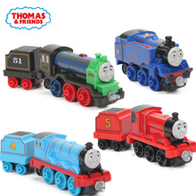 Thomas and Friends James Engine Gordon Ferdinand Belle Patchwork Hero Mini Trains Alloy Wooden Railway Accessories Classic Toys
