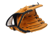 Outdoor Sports Brown Baseball Glove Softball Practice Equipment Size 10.5/11.5/12.5 Left Hand for Adult Man Woman Training