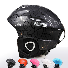 Professional Ski Helmet Men Women Kid's Skating Snowboard Skateboard Skiing Snow Climbing Multicolor Sports Safty Equipment Sale(China)
