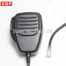 XQF Zeadio Modular 8 pin Handheld Remote Speaker Mic Microphone for iCom IC-706 IC-2000/H IC-F1721 IC-7000 IC-V8000 etc(China)