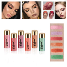 2017 New Professional Pigment Glitter Powder Eye Shadow Single Color Long Lasting Mermaid glitter Eyeshadow Powder Eye Makeup