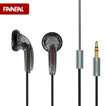 Hot FAAEAL 3.5mm In Ear Headphones DJ Headset Alloy Tune Headset Earbuds Mobile Mp3 Wired Earphones PK Monk Plus for Cell Phone(China)