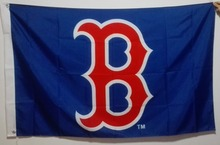 Boston Red Sox  Major League Baseball Flag hot sell goods 3X5FT 150X90CM Banner brass metal holes BRS5