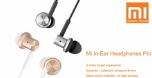 100% Original Xiaomi Mi Iron Hybrid Earphone In-Ear Pro Multi-unit Circle Earphones Mi5 Max Phone - Vmall Store store