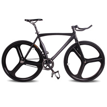 Fixie Bike Bicycle DIY 700C 46/52CM Retro Steel Frame Bicicleta Fixed Gear Road - Payi Profession Cycling Store store