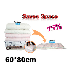 New Arrival 60*80cm Storage Bag Space Saver Premium Vacuum Compressed