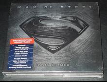 2017 Promotion Rushed Soft Bag Free Shipping: Man Of Steel By Hans Zimmer 2cd Sealed(China)