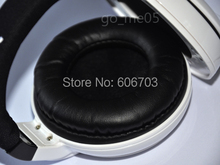 Details about  Black leather Ear pads earpad cushion for SteelSeries Siberia Neckband Headset