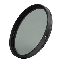 49mm Circular Polarizing CPL Lens Filter for Digital Camera DSLR SLR DV Camcorder