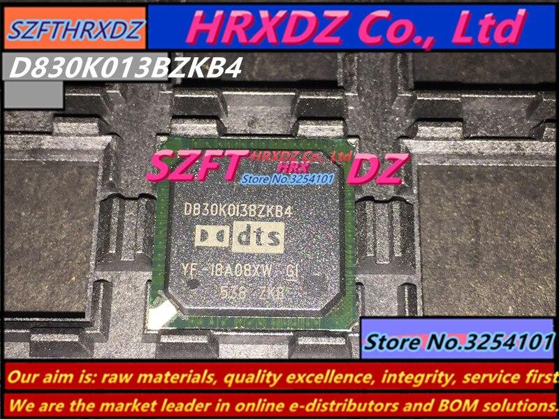 SZFTHRXDZ     100% new original D830K013BZKB4 D830K013BZKB400 BGA <br>