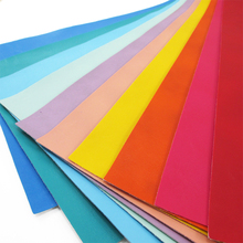 David accessories 20*34cm solid color pattern Faux Leather Fabric For Sewing,Artificial Synthetic Pu For Diy Bag Material,56368(China)