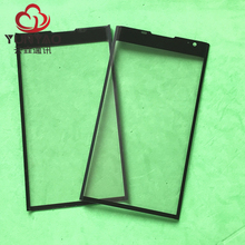 New Outer LCD Front Screen Glass Lens Cover Replacement Parts For Blackberry priv(China)