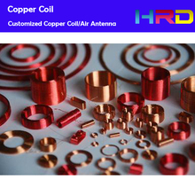 Customized Air Antenna copper coil for rfid card reader promixity active component