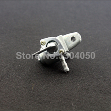 3-Port Gas Fuel Petcock Tap Valve Switch DS 90 DS90 PET COCK PETCOCK FUEL VALVE monkey pit dirt atv quad bike motorbike scooter - Flying Bird Parts Store store