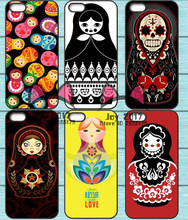 Russian Dolls Phone Case For Samsung Galaxy S6 S7 Edge S8 Plus A3 A5 A7 J3 J5 J7 2015 2016 2017 J5 Prime