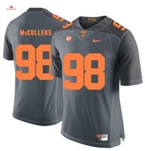Nike 2017 Uconn Tennessee Eric Berry 14 White Can Customized Any Name Any Logo Limited Ice Hockey Jersey Jalen Reeves-Maybin 21(China)
