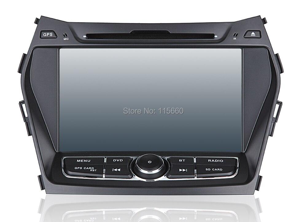 Car DVD GPS for Hyundai IX45 Santefe A1