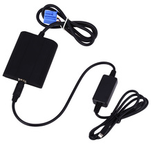 Car CD Adapter MP3 Music Player AUX Audio Interface Connect Digital CD Box for Honda 2.3