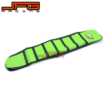 GREEN GRIPPER SEAT COVERS FOR KX125 KX250 KX 125 250 2003 2004 2005 2006 2007 2008 2009 Motorcycle