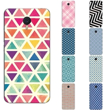 M-N3-For Meizu M3 Note Phone Case For Meizu M3 Note Pro Shell Transparent Ultra Thin Back Cover Square Diamond Pattern Capa Gel