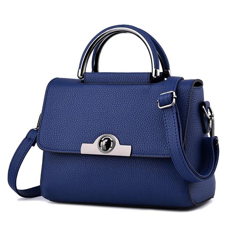 new 2017 women bags fashion  PU leather flap ladies shoulder handbags  crossbody bag small messenger handbag<br><br>Aliexpress