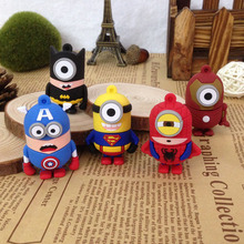 Buy 2018 Minions Batman Man Hero Disk USB Stick Pendrive Stick Storage Device USB Flash Drive 128GB 64GB 32GB 16GB 8GB 4GB Pen Drive for $5.50 in AliExpress store