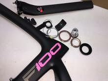 2018 Carbon Bike Frames F100 d'Italia Limited Edition Black Pink carbon road frame f10 Red Magma Sideral bike Asteroid Red Dot