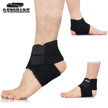 1Pcs Adjustable Ankle Support Basketball Football Ankle Brace Guard Pad Protector Ball Games/Running/Fitness Foot Wrap Bandage
