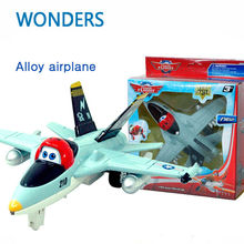 New light and sound ECHO Pull Back  planes Aircraft model toy Plastic Alloy Diecasts Vehicles Diecasts model collection toy