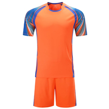 New soccer jerseys 2016 2017 thai quality men's soccer shirts breathable football training suit soccer team sporting jersey sets